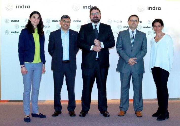 AECA participa en la jornada de Información Integrada de Indra