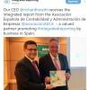El CEO del IIRC visita AECA