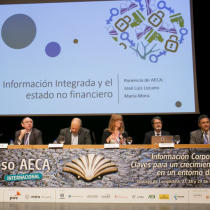 "SIMPOSIO INTERNACIONAL ""INFORMACION INTEGRADA. EL ESTADO NO FINANCIERO"""