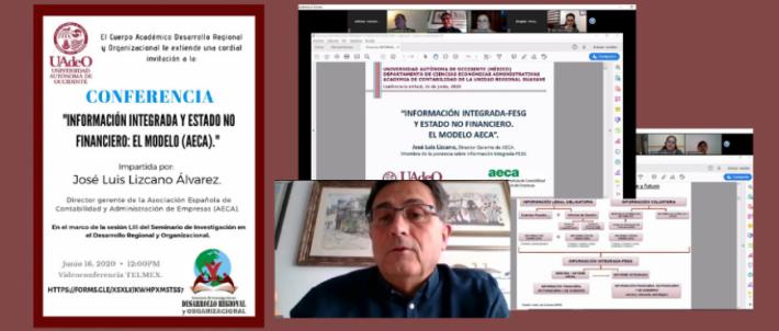 AECA presenta su Modelo de Información Integrada – FESG