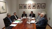 Presentación Documento AECA a la Presidenta del Instituto de Contabilidad y Auditoría de Cuentas (ICAC)