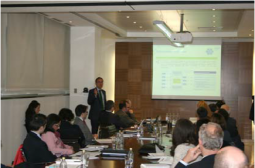 (Español) Reunión del Grupo de Trabajo sobre Información Integrada y de la Comisión RSC de AECA
