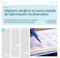 """""""Objetivo: verificar el nuevo estado de información no financiera"""""""